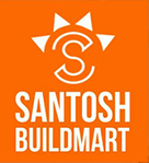 Santosh Building Mart- Logo